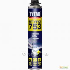 TYTAN STYRO 753 клей для наружной теплоизоляции,