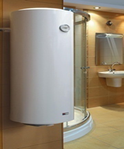 Accumulative water heaters, water heaters