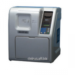 The automatic analyzer for determination of speed