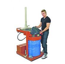 The compacting equipment ORWAK