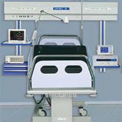 Console resuscitation wall LIFEWALL, SIARE