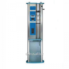 Equipment for disinfection and testing of the
