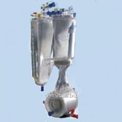 Oksigenatora of the series Capiox RX, Terumo CVS