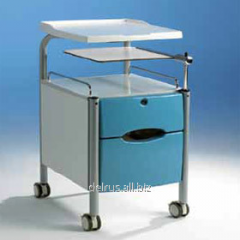 Bedside tables for seriously ill patients of