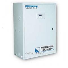 Systems of the return osmosis uvoi-mf-1812, npk