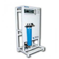 Systems of the return osmosis uvoi-mf-2540, npk