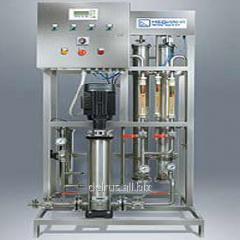 Systems of the return osmosis of UVOI-MF-4040, NPK