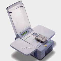 The device for sterile connection of the