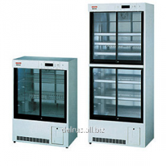 Pharmaceutical refrigerators MPR-161D and