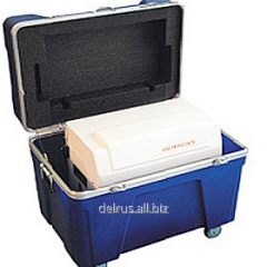 Box for transportation of devices for a plasma