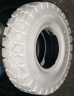 Tire all-cast 6.00-9 nonspottable