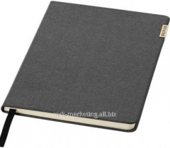 Balmain notebook black the A5 size in a gift box