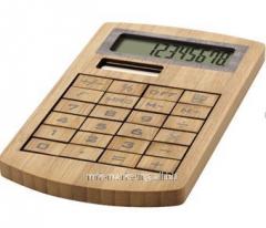 Calculator bamboo 12342800