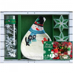 Christmas ceramic set 04.313.00