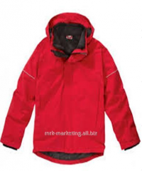 Jacket 3 in 1. 70% cotton. S. Red 33S37251