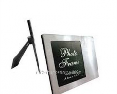 Metal photoframe 140x100mm 02.504.80