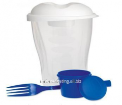The plastic container for MO826304 salad