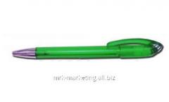 Delta handle. Color is green, plastic transparent