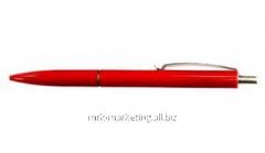 Ручка Evrika тонкий корпус красная GP11REDD
