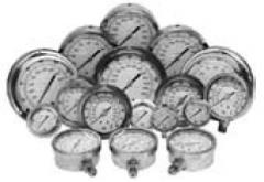CEJN manometers series 940, Manometers
