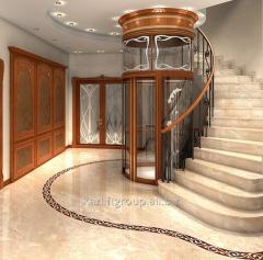 Лифт для коттеджа KazLiftGroup
