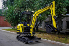 Geogid 20G-P mini-excavator