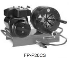 Press with an electric motor of FP-P20CS
