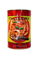 Pizza ITALISSIMA 4000 sauce of