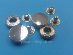 Buttons metal mm d 12 Alpha