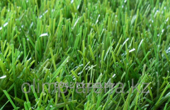 Coverings from an artificial grass