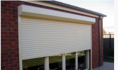 Rolling shutters for windows