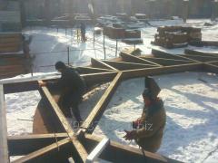 Металлоконструкция в Алматы