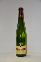 Alsace Riesling 0,75l wine. Dry white