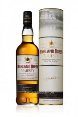 Highland Queen Single Malt Scotch Classik whisky.