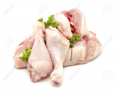 Semi-finished products are chicken