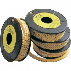 Cable marker in packing of 500 pieces.