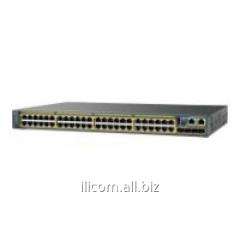 WS-C2960S-48FPS-L switchboard