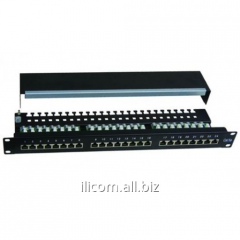 Patch panel of APP5S-24-S01 CAT5E FTP 24Port Patch