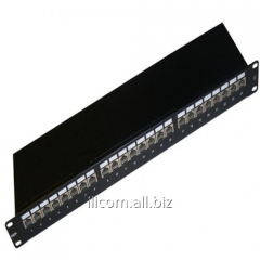 Patch panel of APP6S-24-018 CAT6 FTP 24Port Patch