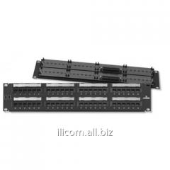 Voice patch panel a patch - the panel 50 port