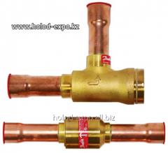 Backpressure valve Danfoss