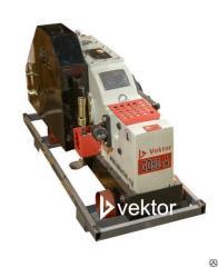 Резчик арматурыVektorGQ40, 3кВт. (380В) ( рубка арматуры)