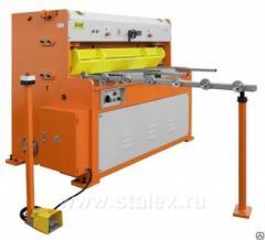 Гильотина гидравлическая Stalex HQ11-6.5X1300