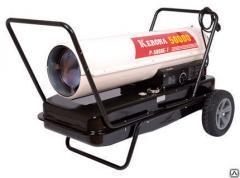 Нагреватель на жидком топливе (тепловая пушка) P-5000E-T (41,0 кВт)