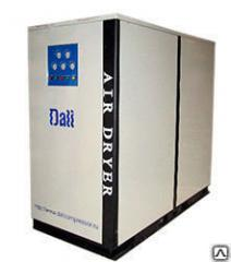 Dehumidifiers of compressed air of refrigerator