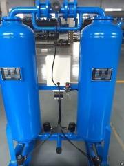 The adsorptive dehumidifiers of hot regeneration