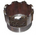 Drill bit of SA-4 D76