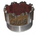 Drill bit of SM-6 D151