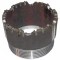 Drill bit of M-2 D76 on the 59th pipe