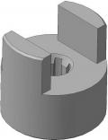 Semi-coupling 2-43-108